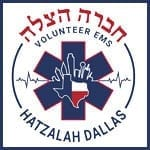 Hatzalah Dallas has hand sanitizer and they are giving it away for free.