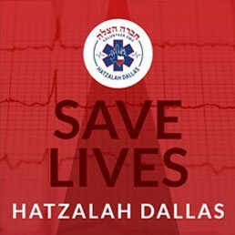 Hatzalah Dallas has 100 N95 masks that we are giving away for free.