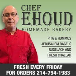 Ehoud's Authentic Pita & Hummus