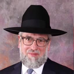 Content: By Rabbi Pinchos Lipschutz