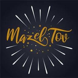 Mazel Tov to  Yehoshua & Jenny Quinn