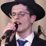 Watch: A Most Uplifting Chupah! Zemer Orchestra featuring Simcha Jacoby (Sharei Dmaos/Odcha)