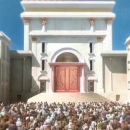 VIDEO: A fascinating 3-D reenactment of the Churban Beis Hamikdash