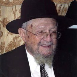 "Please Daven for HaRav Dovid Feinstein, Shlit""a"