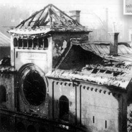 Former Carlebach Kristallnacht Shul Restored To Former Glory