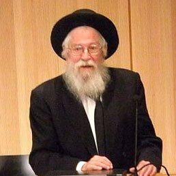 "Petira of Hagaon HaRav Zalman Nechemya Goldberg ZT""L 1"