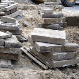 Dozens Of Jewish Headstones Discovered in Lizensk Under Polish Town's Market Square