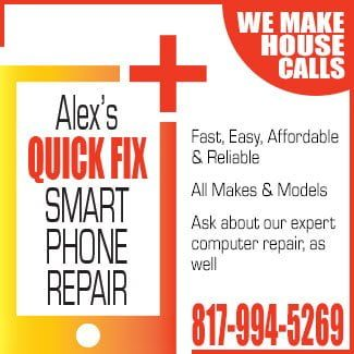 Alex's Quick Fix Smart Phone Repair