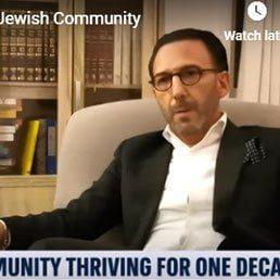 Watch: The UAE's Thriving Jewish Community (Video)