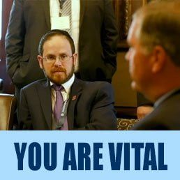 You Are Vital to the Agudah