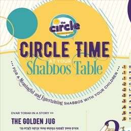 Circle Time at the Shabbos Table: Succos