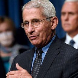 Dr. Fauci Predicts Safe COVID-19 Vaccine by Year's End