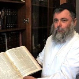 Ukrainian Government Honors Rabbi Of Kiev