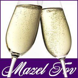 Mazel Tov to Rabbi Israel & Bayla Lashak