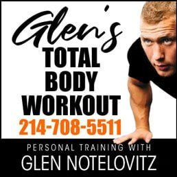 Glen's Total Body Workout: Live Life Better