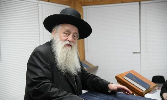 """There Will Be No """"Going Back To Normal"""" – An Elul Shmuess Given by Rav Elya Ber Wachtfogel 1"""