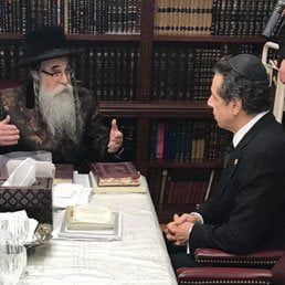 Damning Audio May Prove Critical as Monsey Shuls Sue Cuomo for Religious Rights Violations