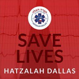Hatzalah Dallas Needs You