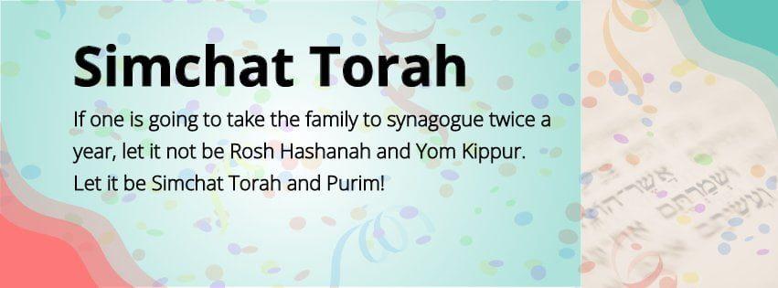 Simchat Torah 1
