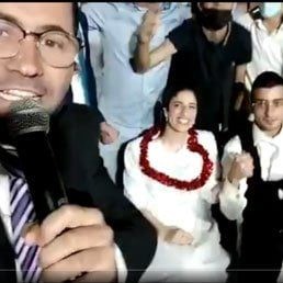 Givat Zeev Wedding Evokes Angry Responses Against Police Brutality, But Wedding Continues