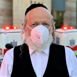 """Healthy People Are Dying Of COVID In Days,"" Israel's Zaka Chairman Says"