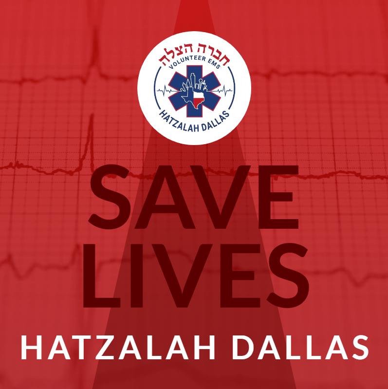 Hatzalah Dallas Needs You 1