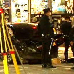Video: High Speed Muscle Car Crash Leaves Jewish Williamsburg Woman in Critical Condition