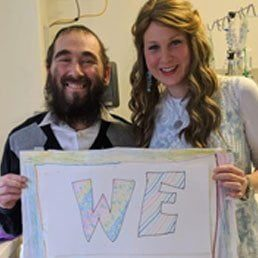 WATCH: Chabad Covid Survivor Rabbi Yudi Dukes Returns Home To Emotional Reception After 242 Days In The Hospital, Visits The Ohel