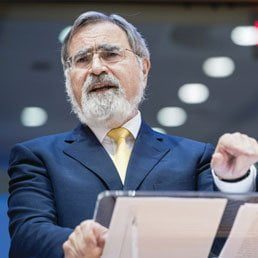 Remembering Lord Rabbi Jonathan Sacks
