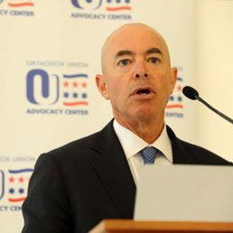 Biden Nominates Alejandro Mayorkas, Latino Jew Who Has Said Jews Face Heightened Threat, As Homeland Security Secretary