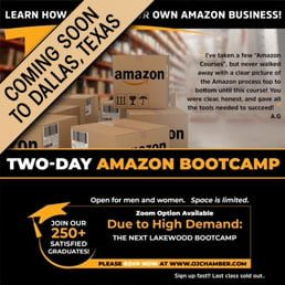 Amazon Bootcamp Coming to Orthodox Community in Dallas, TX in Very Near Future 1