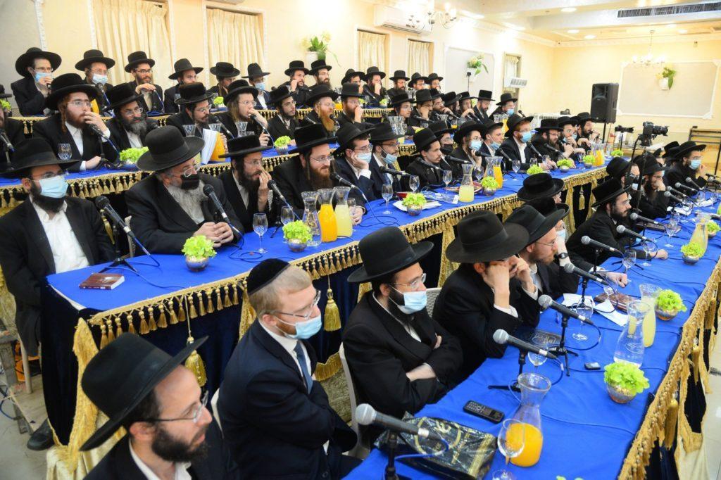 Shas Yidden – the 'Disruptive Technology' of Torah Learning 10