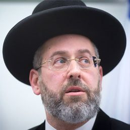 Israeli Chief Rabbi Refuses To Allow Vaccinations On Shabbos Until They Are Given 24/7