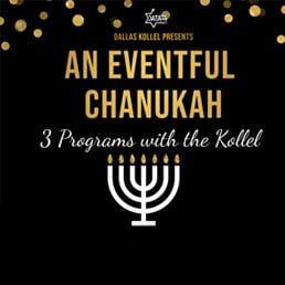 An Eventful Chanukah