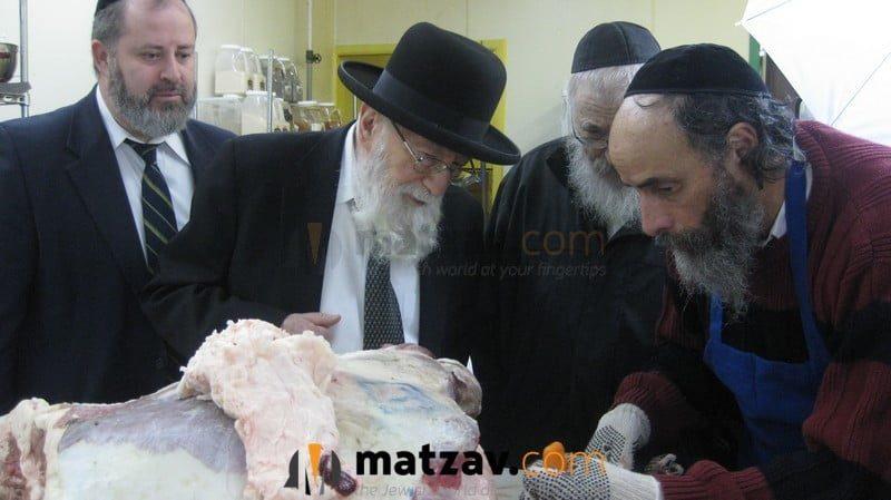 Passing Of Rav Gedalia Dov Schwartz Of Chicago 8
