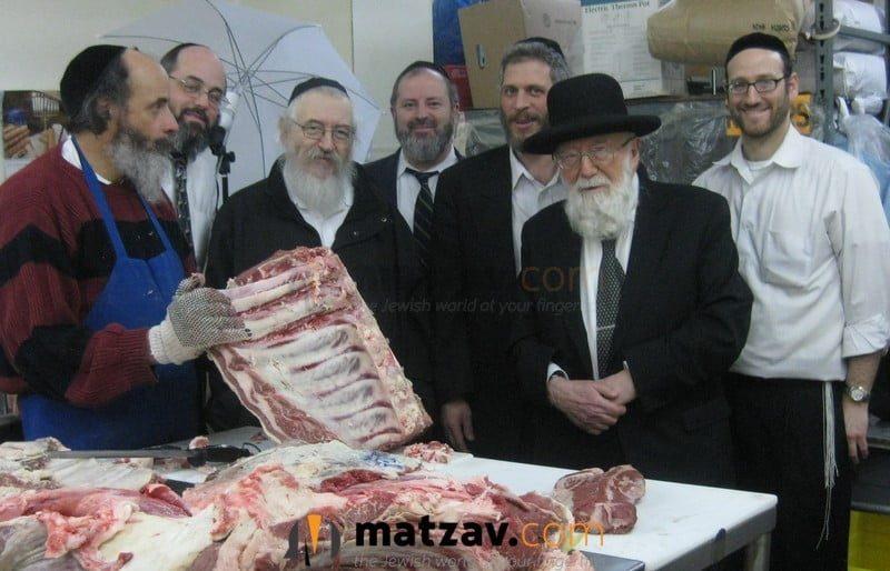 Passing Of Rav Gedalia Dov Schwartz Of Chicago 7