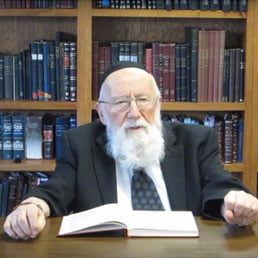 Passing Of Rav Gedalia Dov Schwartz Of Chicago