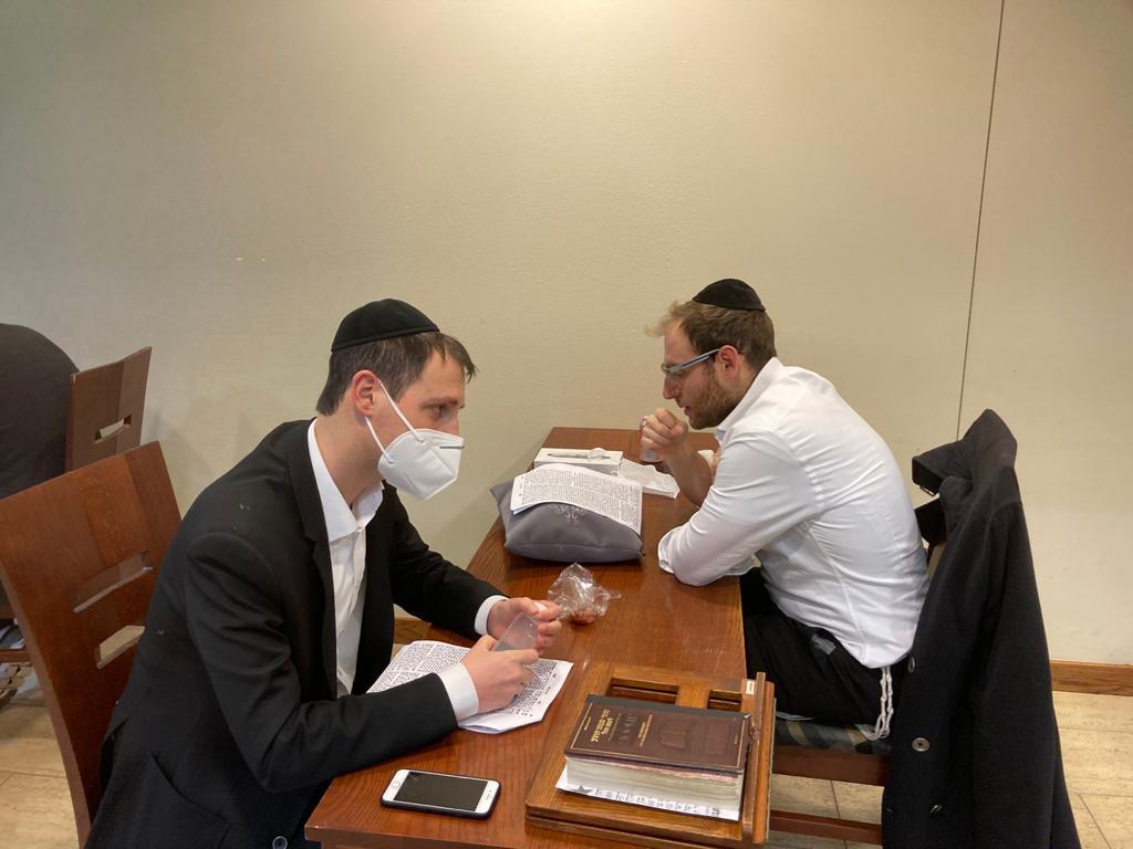 DATA Kumzitz and Special Sunday Morning Chanukah Learning Program 15