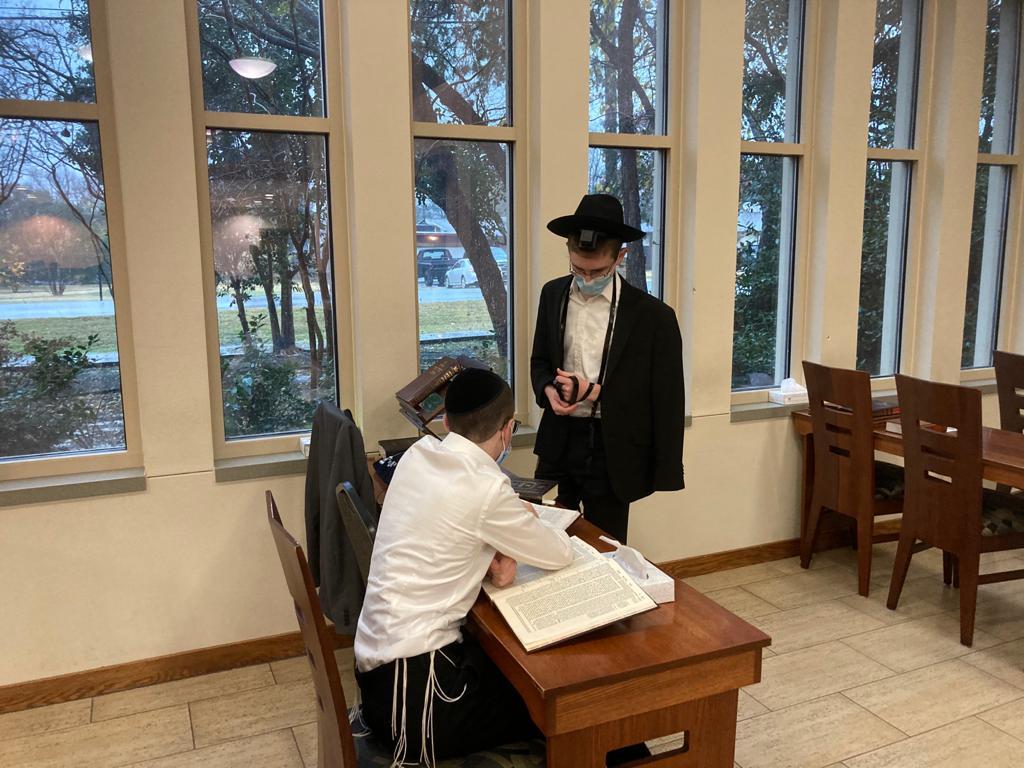 DATA Kumzitz and Special Sunday Morning Chanukah Learning Program 12