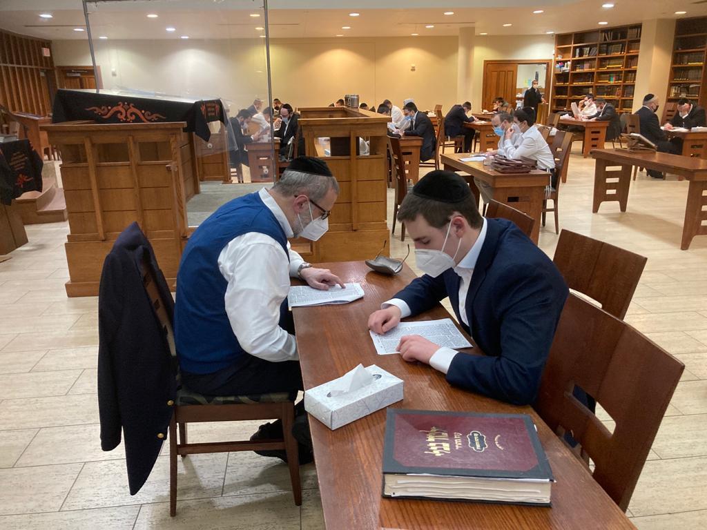 DATA Kumzitz and Special Sunday Morning Chanukah Learning Program 11