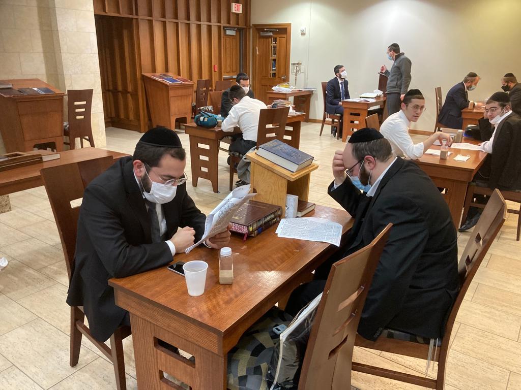 DATA Kumzitz and Special Sunday Morning Chanukah Learning Program 7