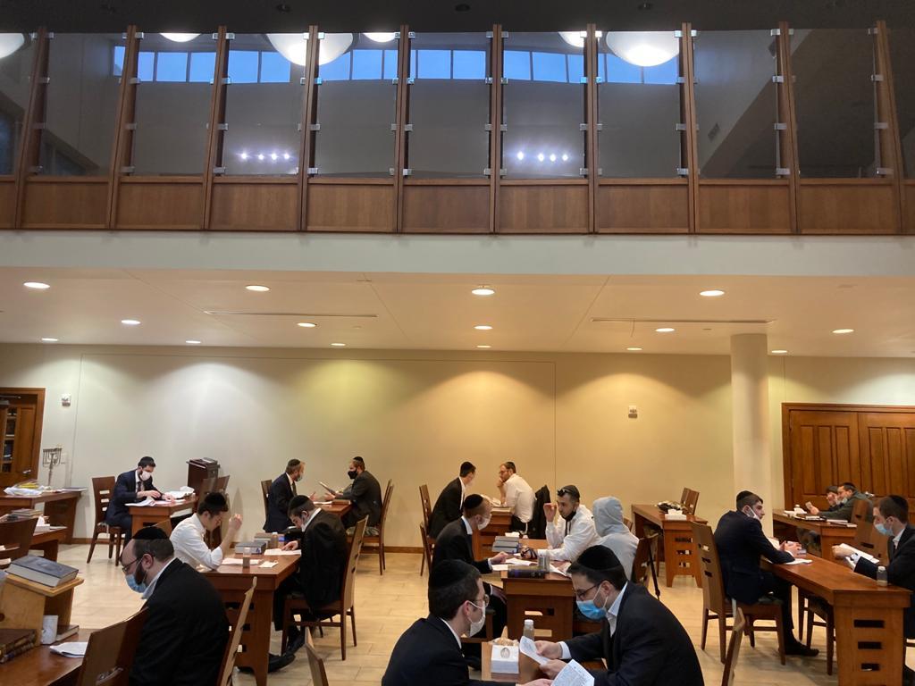 DATA Kumzitz and Special Sunday Morning Chanukah Learning Program 6
