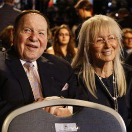 Sheldon Adelson, Jewish Self-made Tycoon, Passes Away At 87
