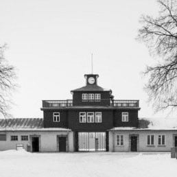 Buchenwald Concentration Camp Becomes Center Of Winter Sports, Director Criticizes 'Disrespectful' Visitors