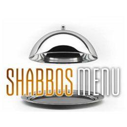 CCHF Shabbos Menu: Parshas Shemini