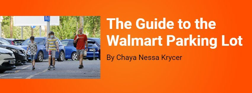 The Guide to the Walmart Parking Lot 1