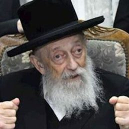 Tehillim: HaGaon HaRav Chaim Meir Wosner In Serious Condition With COVID-19