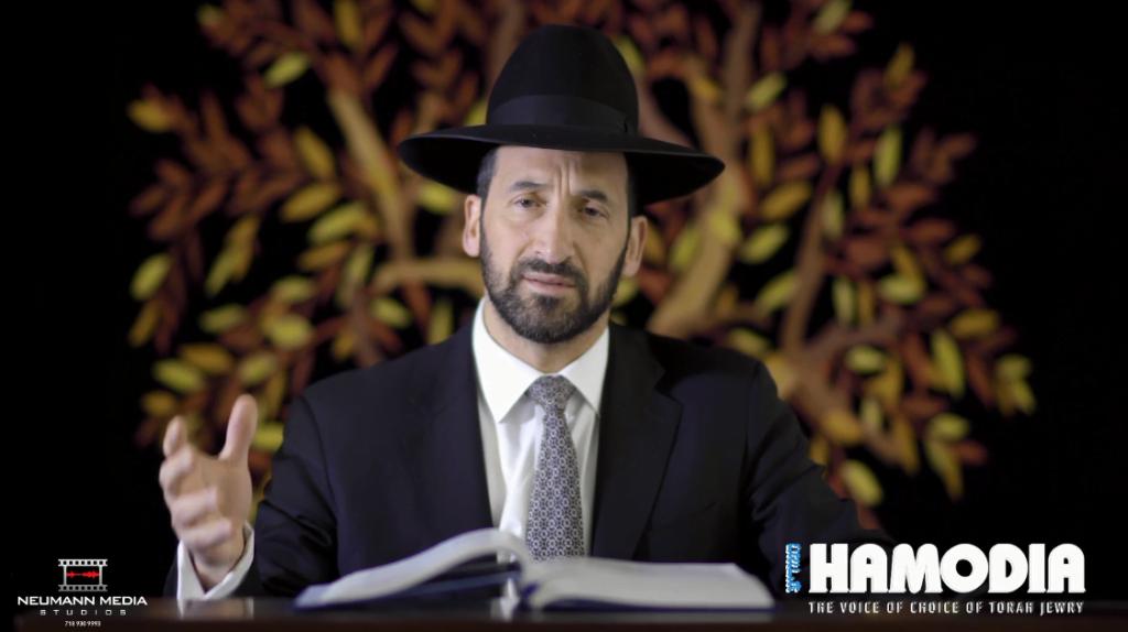Weekly D'var Torah from the Hamodia 1