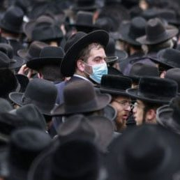 A Year Of Loss: Orthodox Jewry Reels As Rabbis Die During Covid-19 Pandemic
