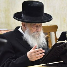 Rabbi Chaim Meir Wozner Passes Away From COVID-19 At Age 82